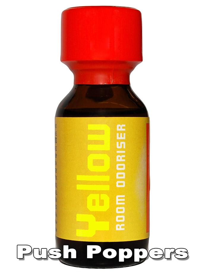 YELLOW - Popper - 25 ml
