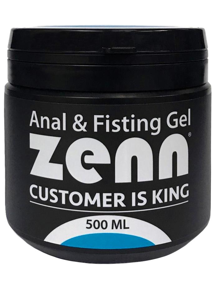Zenn - Lubrificante Anale e per Fisting - 500 ml