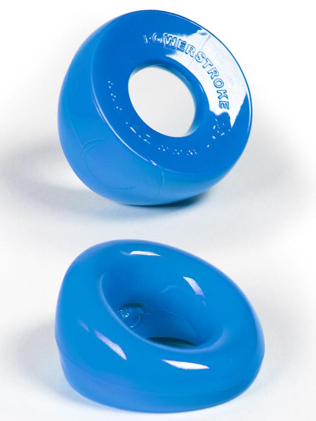 ZIZI Powerstroke Cockring Blue