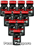 10 x RUSH ZERO small - PACK