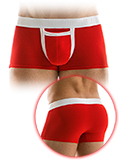 Modus Vivendi - Open Pocket Boxer - Red