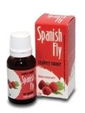Spanish Fly Raspberry Romance 15 ml