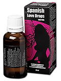 Spanish Love Drops Secrets (30 ml)