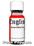 ENGLISH - Popper - 22 ml