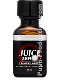 JUICE ZERO BLACK LABEL - Popper - 24 ml
