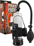 Power Pump con vibratore