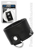 Push Xtreme Leather - Atlanta Snap Strap Hook Up Ballstretcher