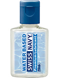 Swiss Navy a base d'acqua (20 ml)