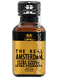 THE REAL AMSTERDAM EXTRA STRONG big square bottle