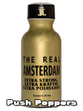 THE REAL AMSTERDAM - Popper - 30 ml